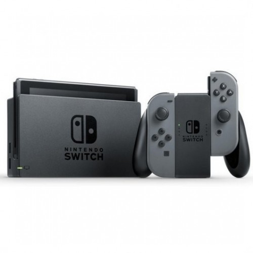 Consola Nintendo Switch Gris 2019