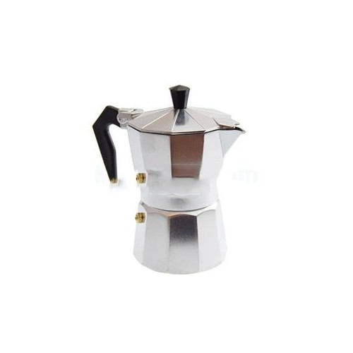 Cafetera Induccion Larry House LH1551 6TZS Aluminio