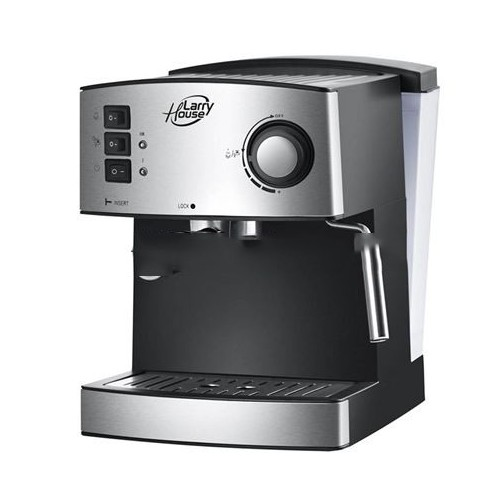 Cafetera Express Larry House LH1463 /850W/15 BAR