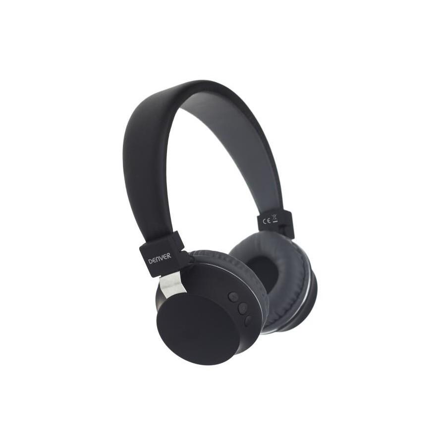 Denver BTH-205 Auriculares Diadema Negro