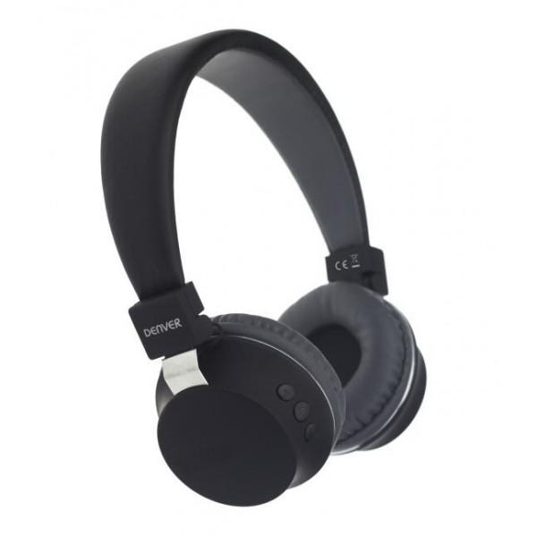 Auriculares Denver BTH-205 Diadema Negro