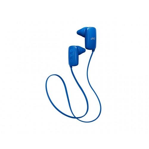 JVC HA-F250BT-AE auricular y casco Auriculares Dentro de oído Azul