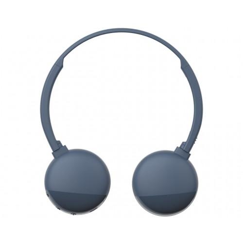 JVC HA-S20BT-A-E Auriculares Diadema Azul