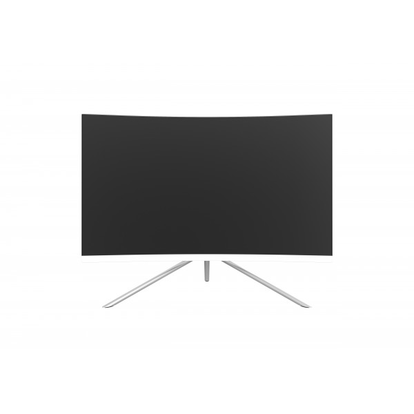 "Monitor Denver MLC-2701 27"" 1920 x 1080 Pixeles Full HD LED Curva Blanco"