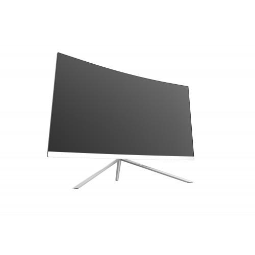"Denver MLC-2701 pantalla para PC 68,6 cm (27"") 1920 x 1080 Pixeles Full HD LED Curva Blanco"