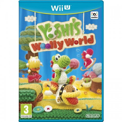 Juego / Yoshis Wooly World