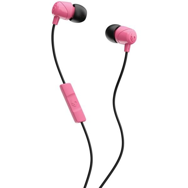 Auriculares Skullcandy JIB Mic Pink Black