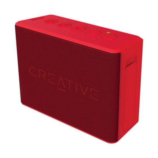 Altavoz Portatil Creative Muvo 2C Bt Rojo