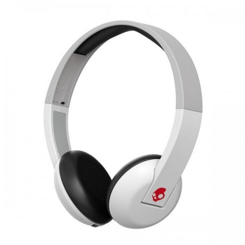 Auriculares Skullcandy Grind Bluetooth Metal White