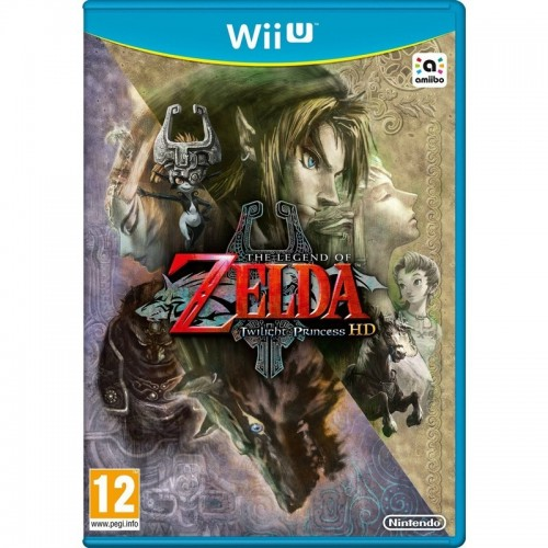 Juego / The Legend of Zelda Twilight / WII U