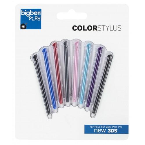 Bigben Interactive N3DSSTYLUS lápiz digital Multicolor