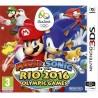 Juego / Mario & Sonic En Las Olimpiadas De Rio / Nintendo 3Ds