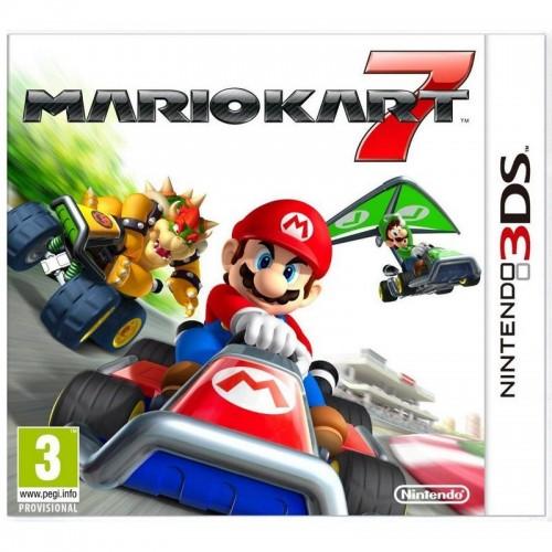 Juego / Mario Kart 7 / Nintendo 3Ds
