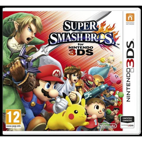 Juego / Super Smash Bros / Nintendo 3Ds