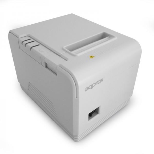 Impresora de recibos Approx appPOS80AM3WH Térmica directa 203 x 203 DPI