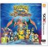 Juego / Pokémon Mundo Megamisterioso / Nintendo 3DS