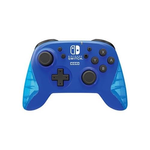 Mando Nintendo Switch Horipad Wireless Azul