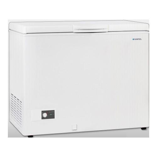 CONGELADOR SUNFEEL CA11001DC A+ 110x86cm 278L
