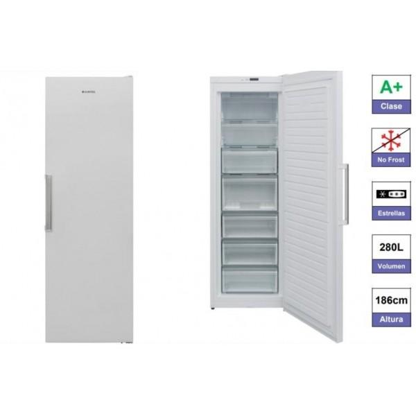 Congelador Sunfeel CGS185SB 251Lt Vertical No Frost A+