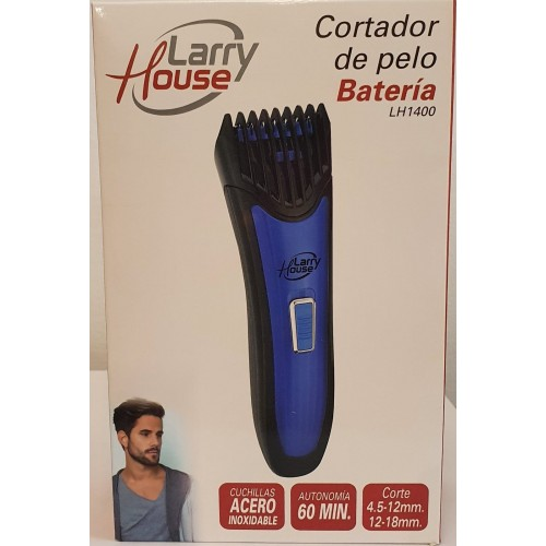 CORTA PELO LARRY HOUSE LH1400 ACCESORIOS