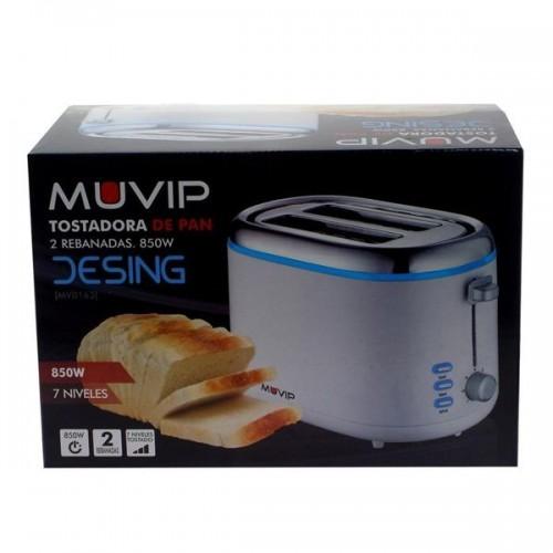 Tostadora Muvip Desing MV0163 850w