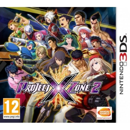 Juego / Project X Zone 2 / Nintendo 3Ds