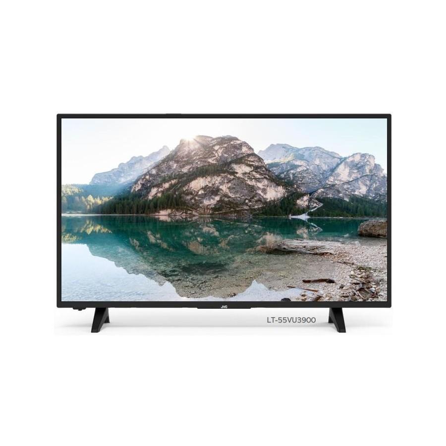 TV JVC 55 LT-55VU3900 UHD SMART TV 4K WIFI ALEXA