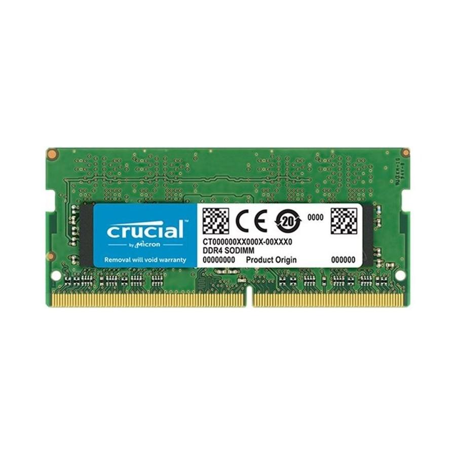 Módulo Memoria Ram Crucial SODIMM DDR4 4GB 2400MHZ
