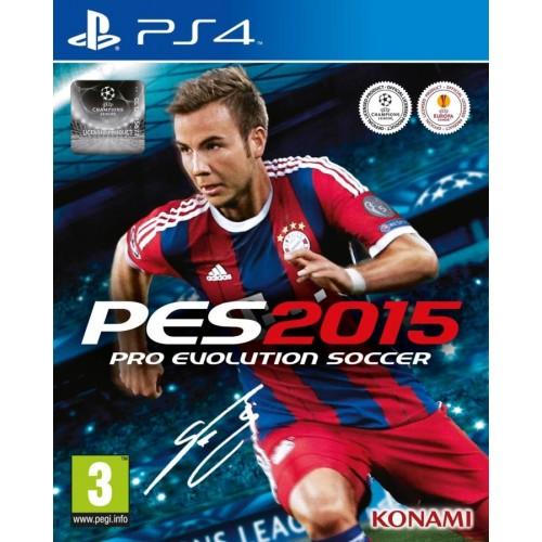 JUEGO PS4 PES 2015