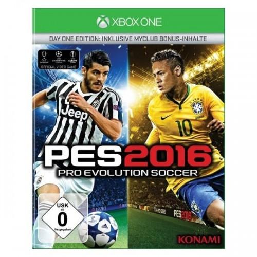 Juego / PES 2016 Edición Day One / Xbox One