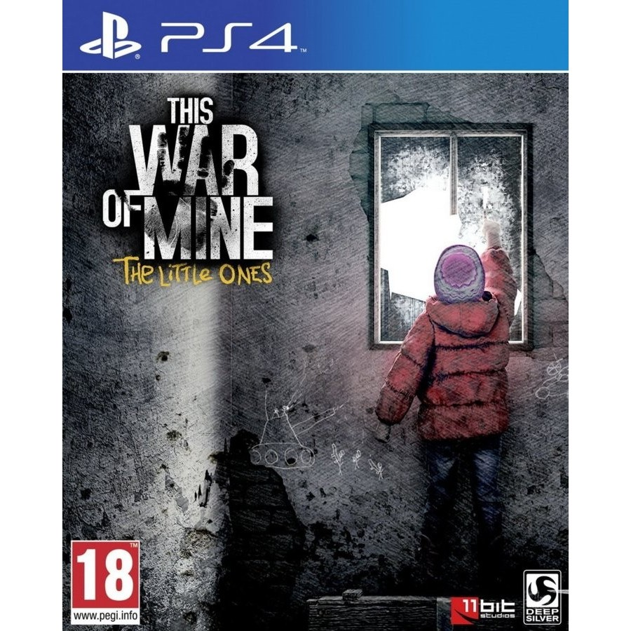 JUEGO PS4 THIS WAR OF MINE