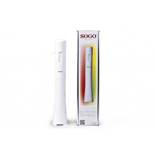 Batidora de Mano Sogo SS-14305 300w Blanco