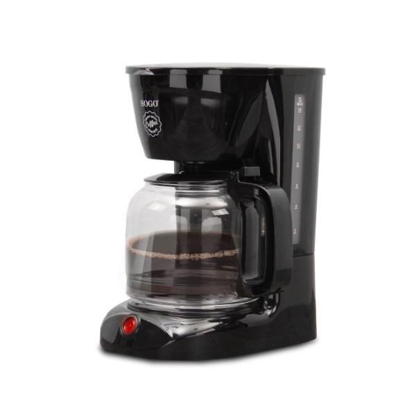 Cafetera de Goteo Sogo SS-5640 950w 15 Tazas 1.8Lt