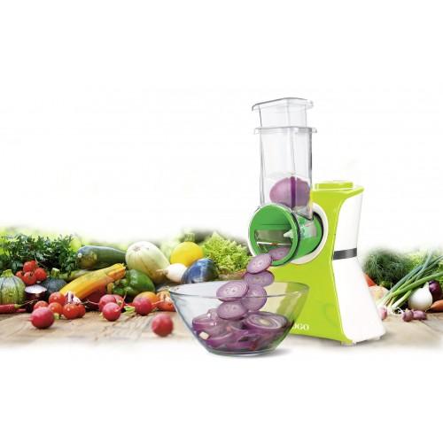 Corta Verduras Sogo SS-5250 6 Accesorios Verde