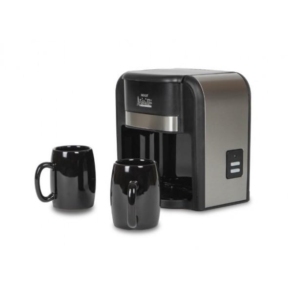 Cafetera de Goteo Sogo SS-022 500w 2 Tazas Incluidas