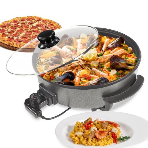Pizzapan Eléctrico Sogo SS-10095 36cm 1500w