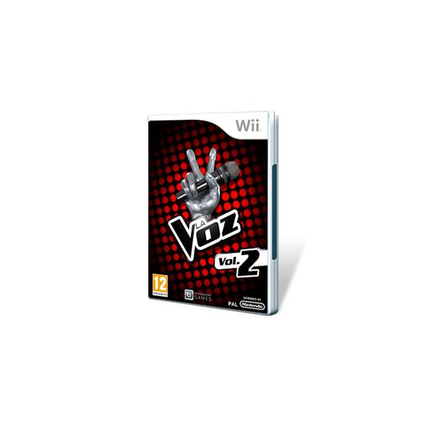 Juego / La Voz Vol 2 / Wii