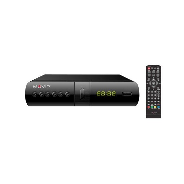 TDT Muvip HD Reproductor DV-BT2