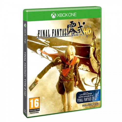 Juego / Final Fantasy Type-0 HD / Xbox One