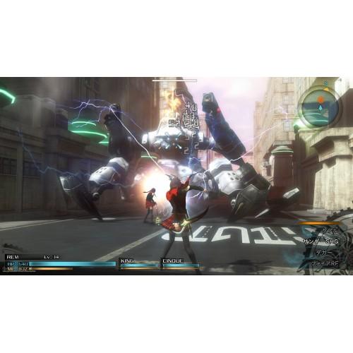 JUEGO FINAL FANTASY TYPE-0 HD PS4