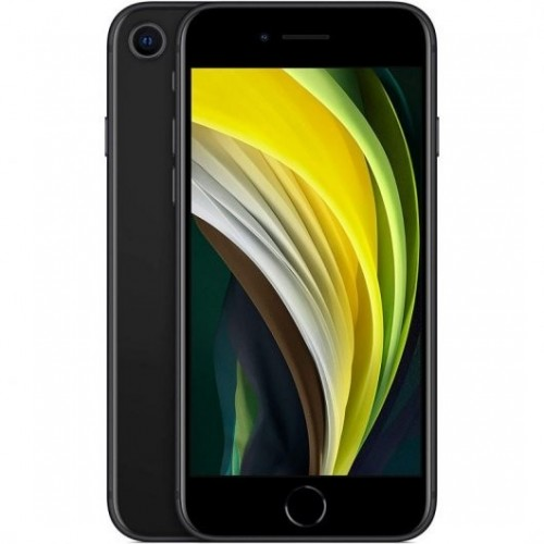 Apple iPhone SE 2020 128GB MXD02QL/A Black