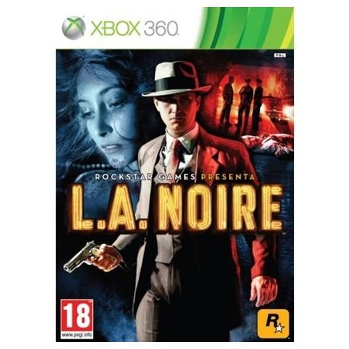 Juego / L.A. Noire / Xbox 360