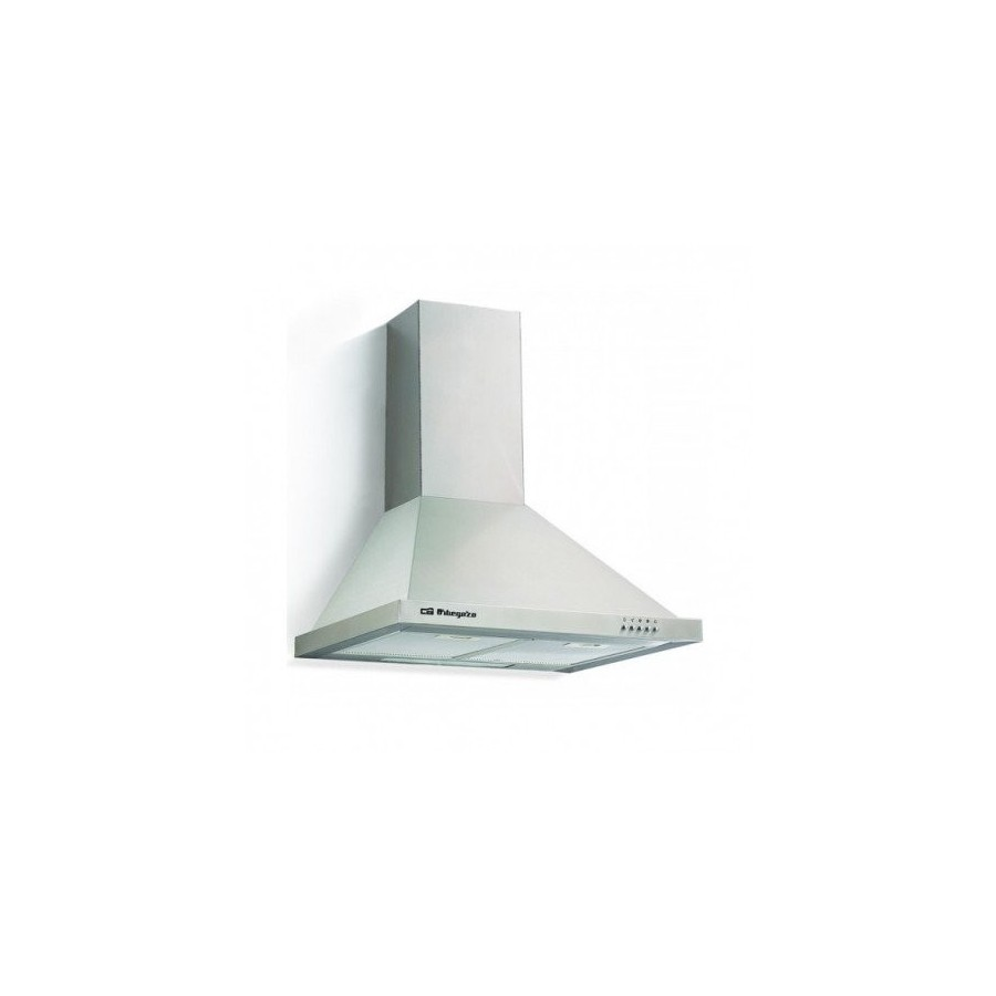 CAMPANA ORBEGOZO DS59190IN /90CM/DECORATIVE/INOX