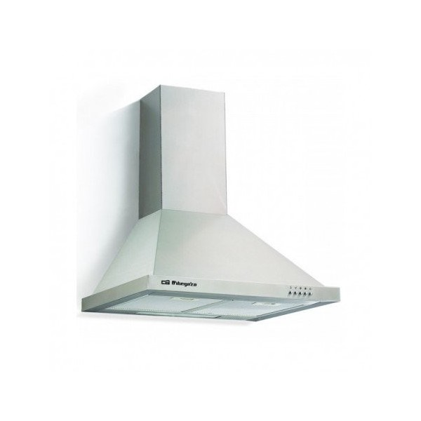Campana Orbegozo DS59190IN 90cm Decorativa Inox