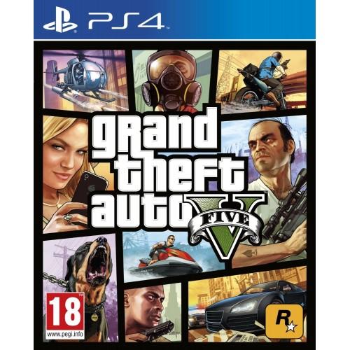Juego / GTA V / PS4
