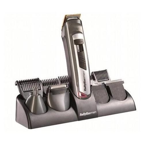 Cortapelo BaByliss E826E cortadora de pelo y maquinilla Gris, Plata