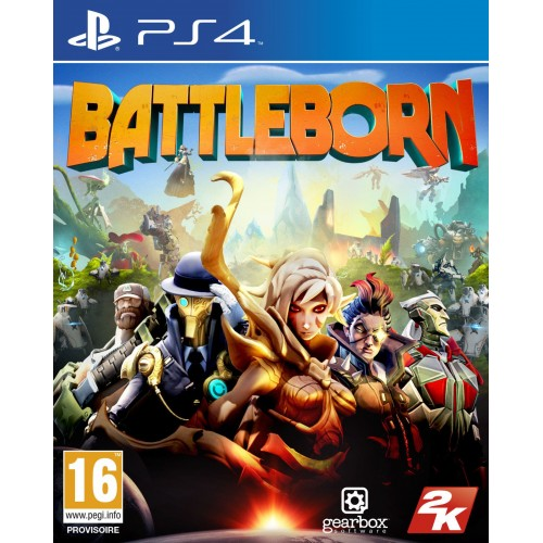 Juego / Battleborn Take 2 / PS4