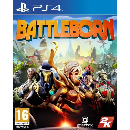 Juego / Battleborn Take 2 / PS4