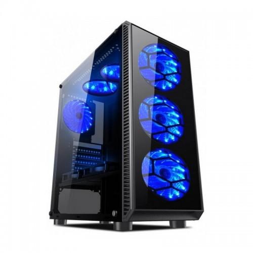 Torre de Sobremesa Gaming AVATAR AM4 Ryzen 5 8GB Ram 1TB HDD 120GB SSD Gráfica de 8GB