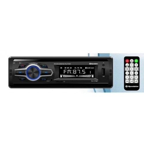 RADIO COCHE ROADSTAR RU-375BT USB/AUX/BT/MIC 4x36W